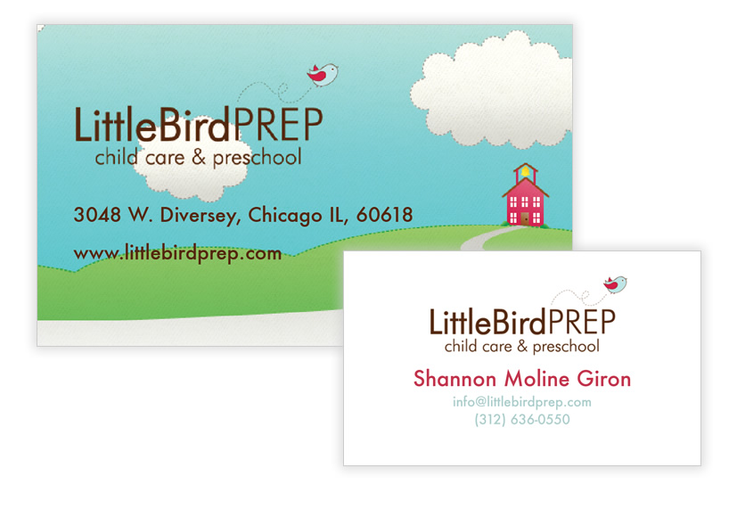 Little Bird Business Cards