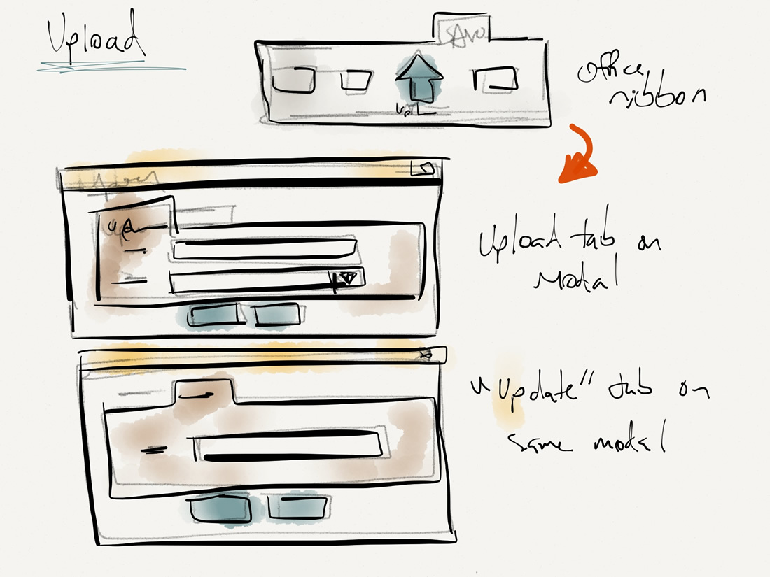 Office Plugin Upload Sketch
